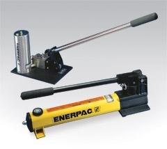 恩派克P11系列泵 超高压手动泵