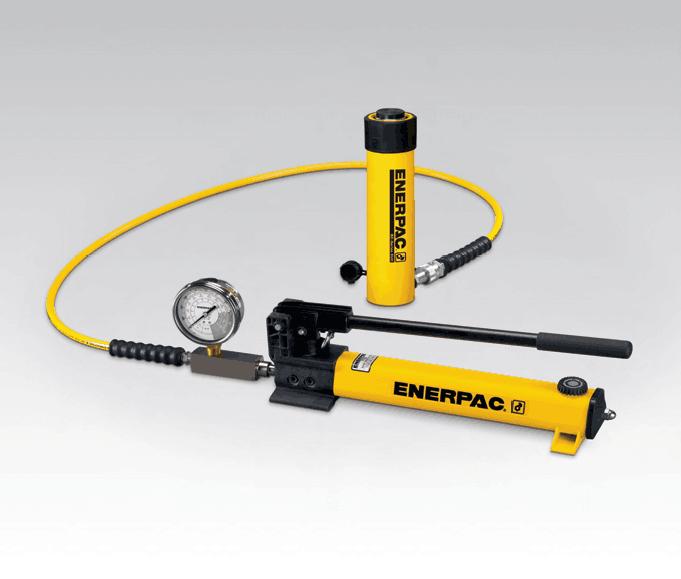 恩派克SC系列单作用液压油缸-泵套件